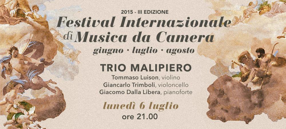 III Festival Internazionale di Musica da Camera 2016