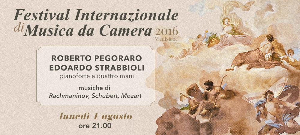 V Festival Internazionale di Musica da Camera 2016