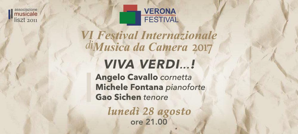 VI Festival Internazionale di Musica da Camera 2017