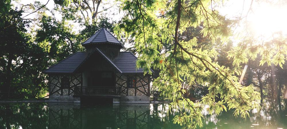 Villa Mosconi Bertani - Kaffeehaus - Parco dei Poeti