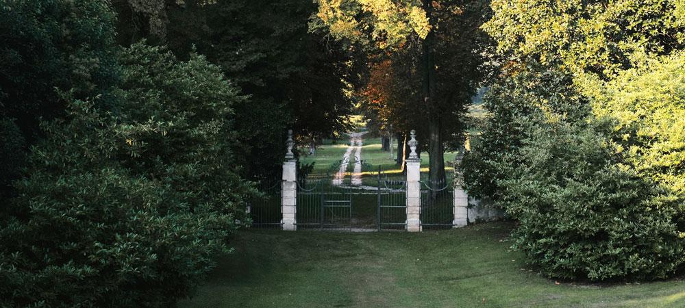 Villa Mosconi Bertani - Parco Romantico