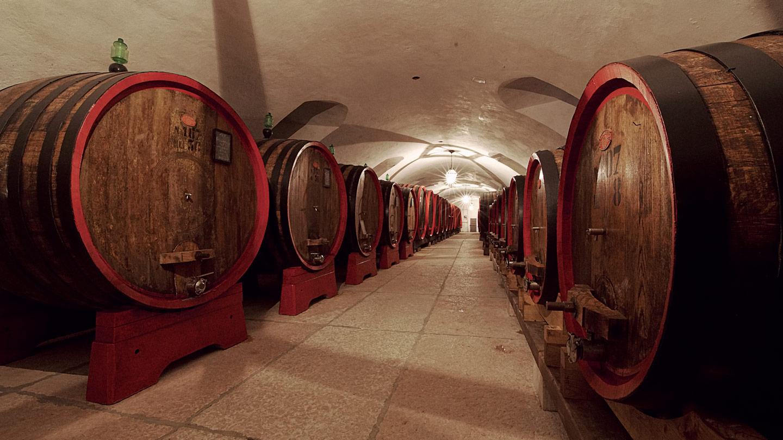 Tenuta Santa Maria Cellars - La Cantina Antica
