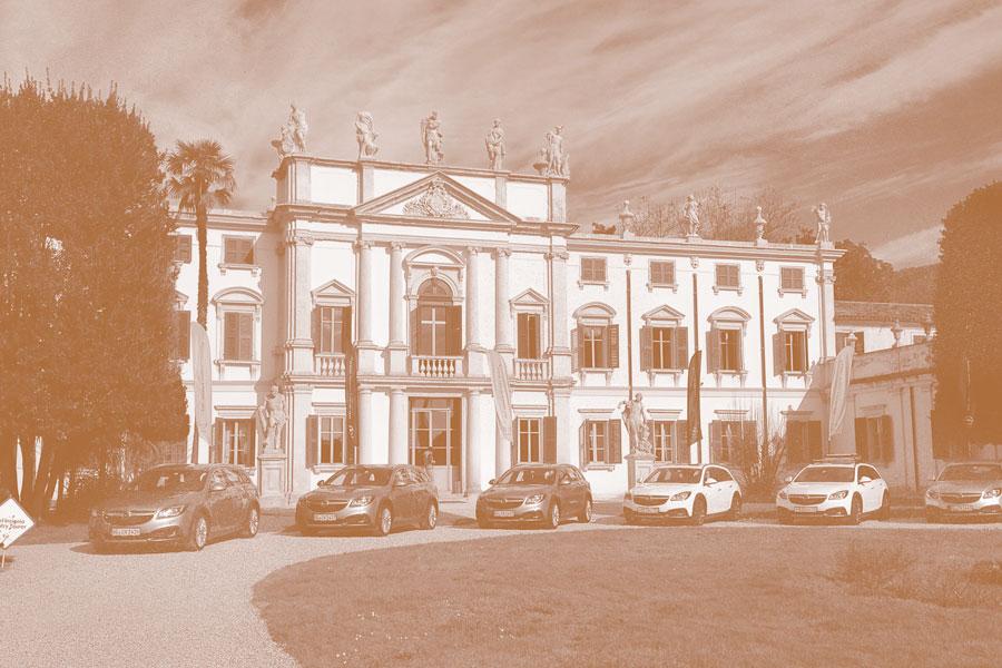 Villa Mosconi Bertani - Eventi Aziendali