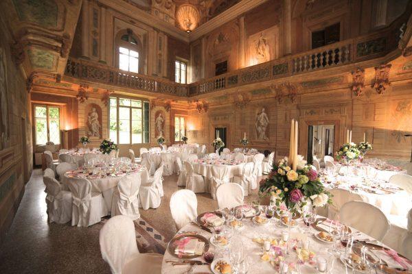 Villa Mosconi Bertani - Salone delle Muse