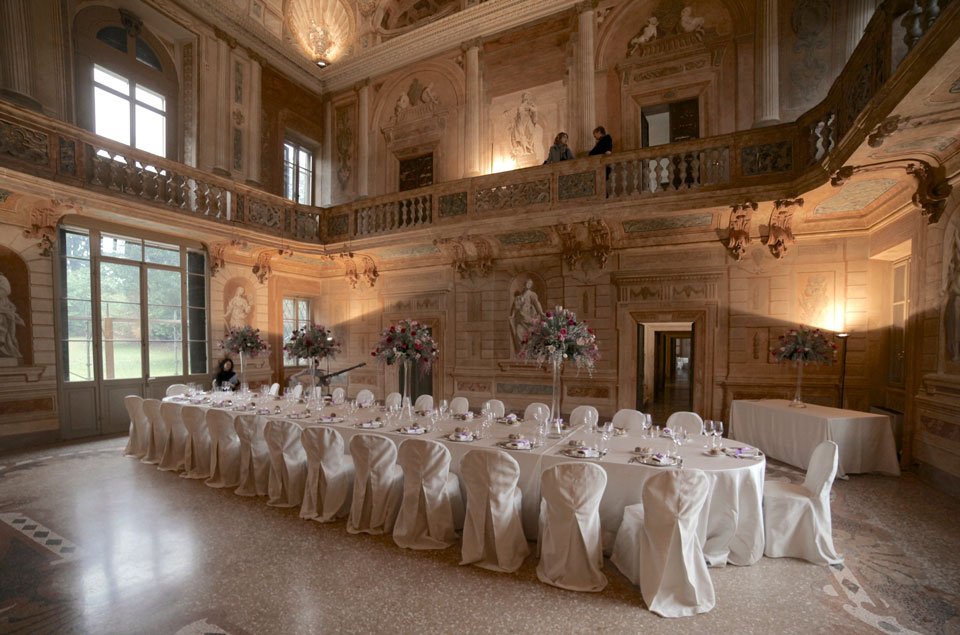 Villa Mosconi Bertani - Weddings and Receptions