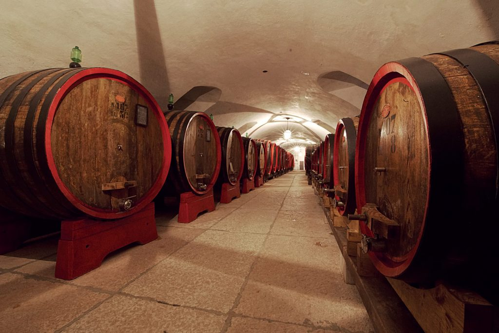 Villa Mosconi Bertani - Tours and Tastings