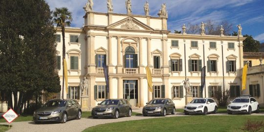 Villa Mosconi Bertani - Meeting ed Eventi - Opel