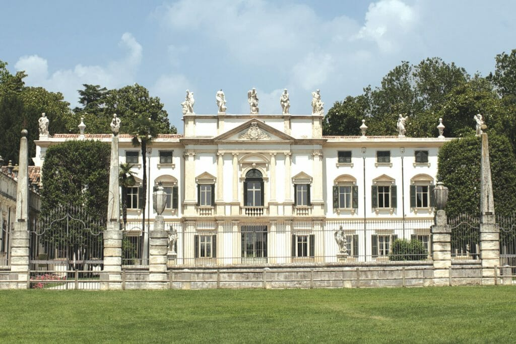 The Villa and Estate