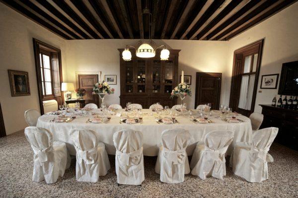 Villa Mosconi Bertani - La Sala del Consiglio