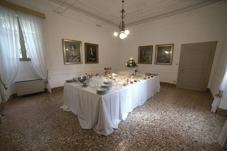 Villa Mosconi Bertani - Le Altre Sale Settecentesche