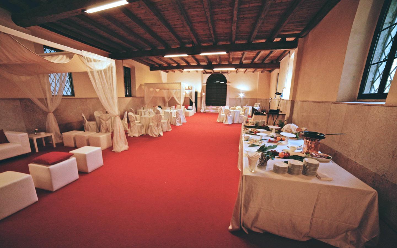 Villa Mosconi Bertani - Antica Tinaia