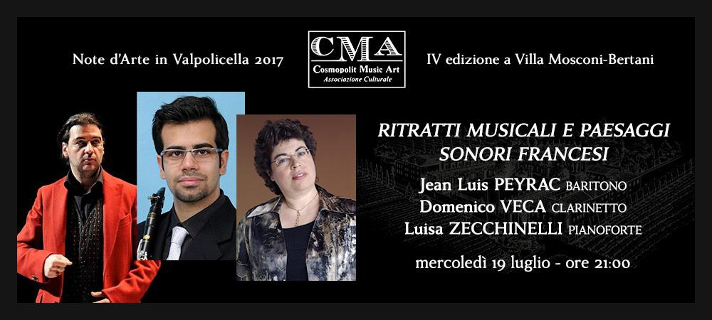 Note d'Arte in Valpolicella 2017—IV edizione