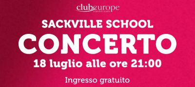 Concerto - Sackville School