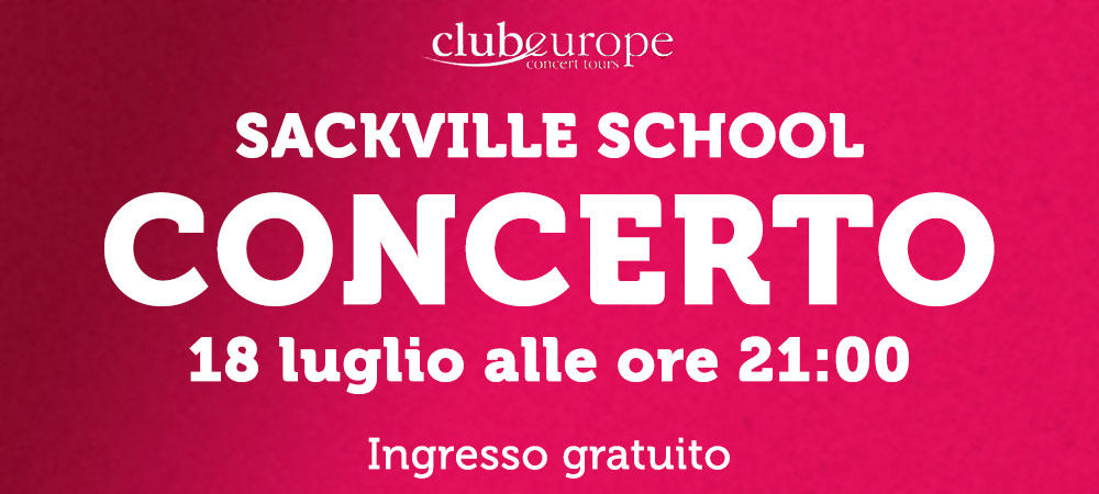 Concerto - Sackville School