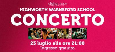 Concerto - Highworth Warneford School